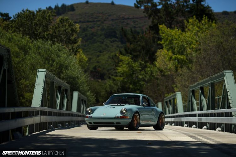 1992 Singer Porsche 911 (964) supercar f wallpaper