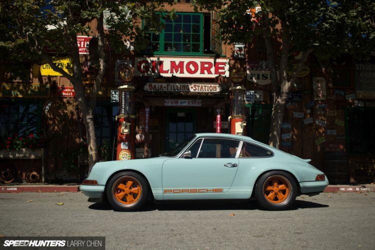 1992 Singer Porsche 911 (964) supercar h wallpaper