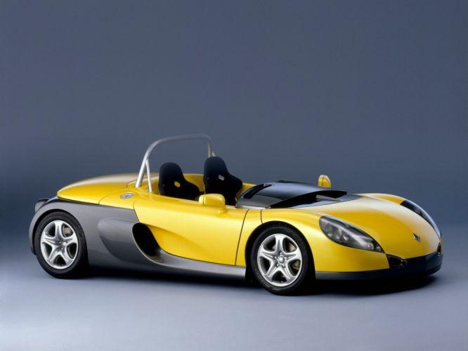 1997 Renault Sport Spider supercar d wallpaper