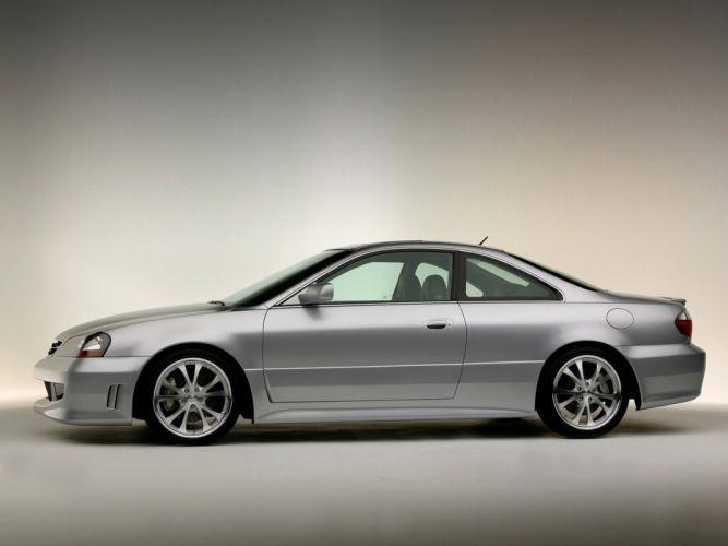 2002 Acura 3-2 C-L Type-S f wallpaper