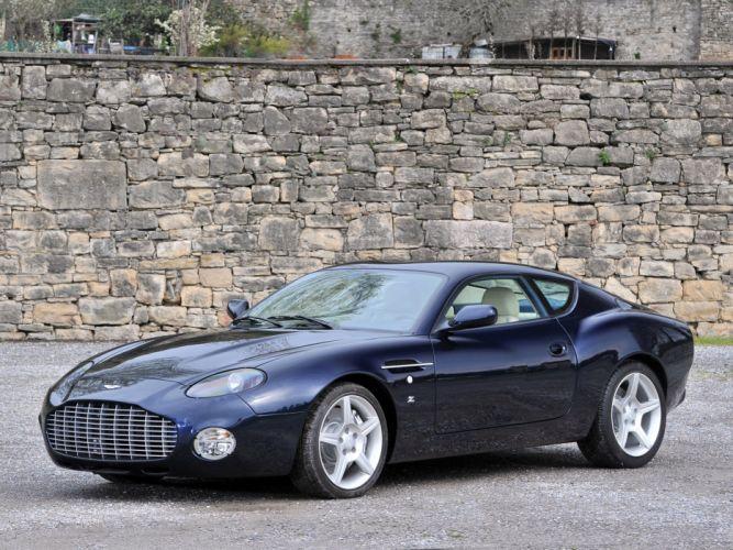 2003 Aston Martin DB7 Zagato supercar e wallpaper