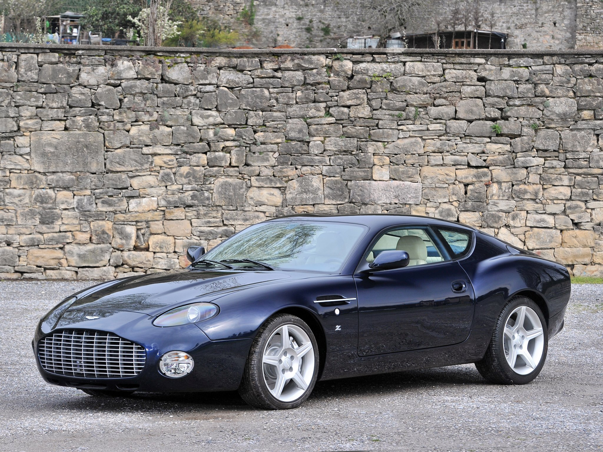 2003 aston martin db7 zagato supercar e wallpaper | 2048x1536