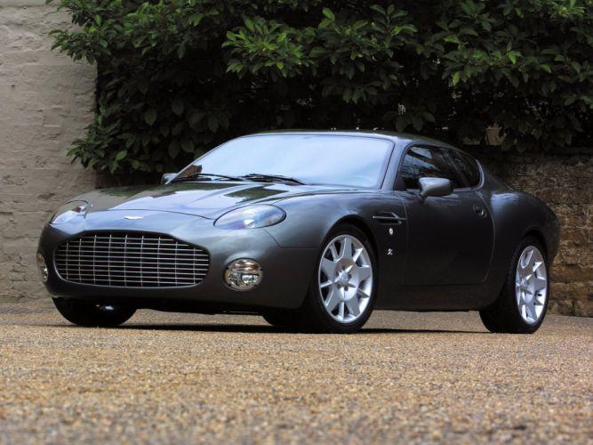 2003 Aston Martin DB7 Zagato supercar n wallpaper