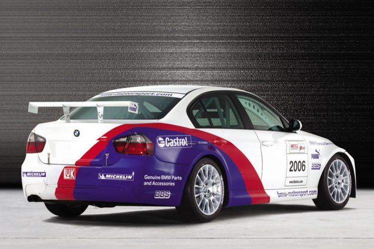 2006 BMW 320siWTCC2 2667x1779 wallpaper