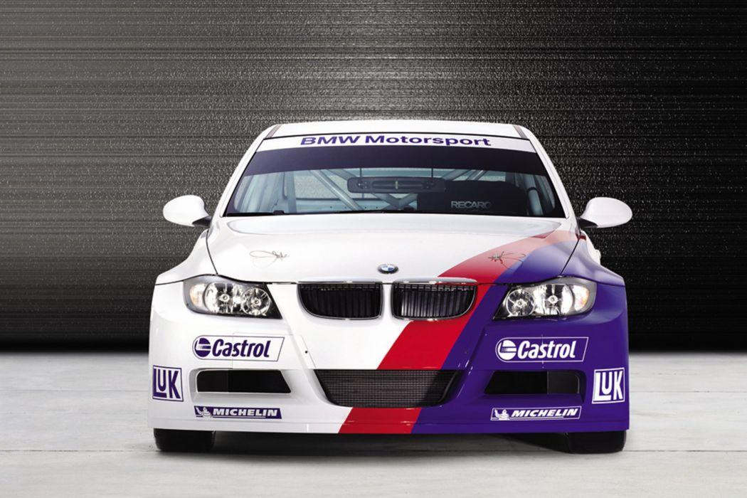 2006 BMW 320siWTCC3 2667x1779 wallpaper
