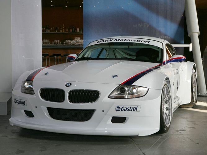 2006 BMW Z4MCoupeMotorsportVersion3 2667x2000 wallpaper