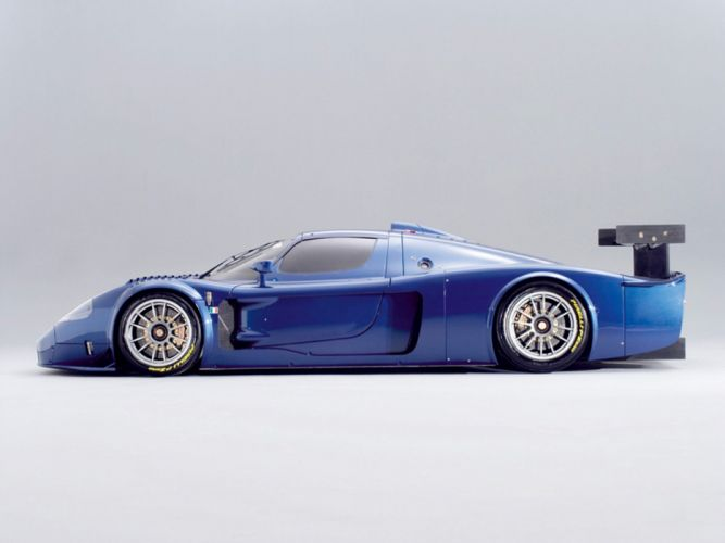 2006 Maserati MC12Corse3 2667x2000 wallpaper