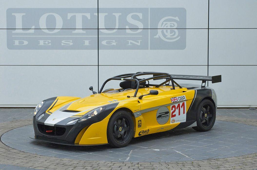 2007 LotusSport 2ElevenGT4Supersport1 2667x1771 wallpaper