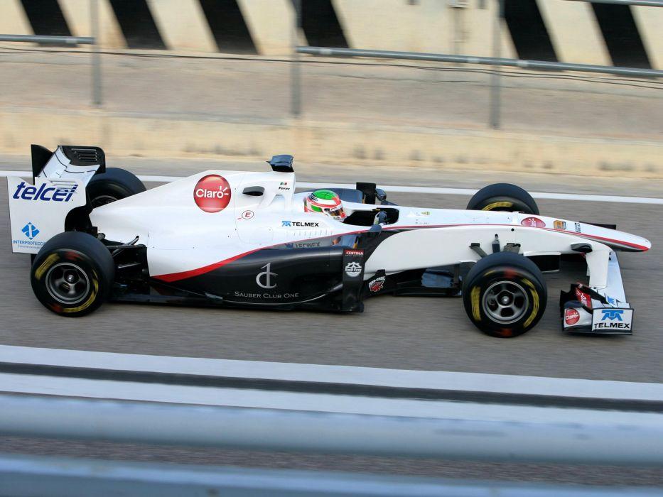 2011 Sauber C30 F-1 formula race racing  e wallpaper