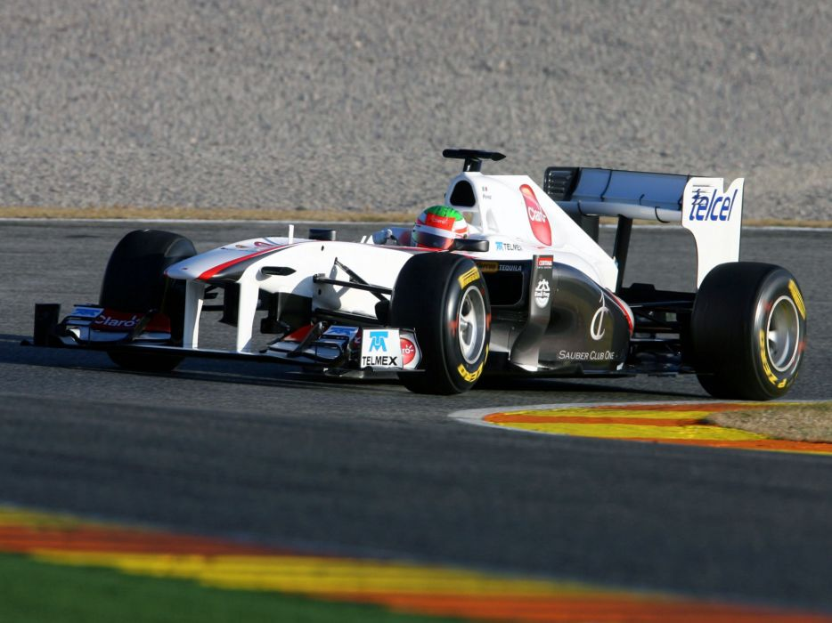 2011 Sauber C30 F-1 formula race racing  gd wallpaper