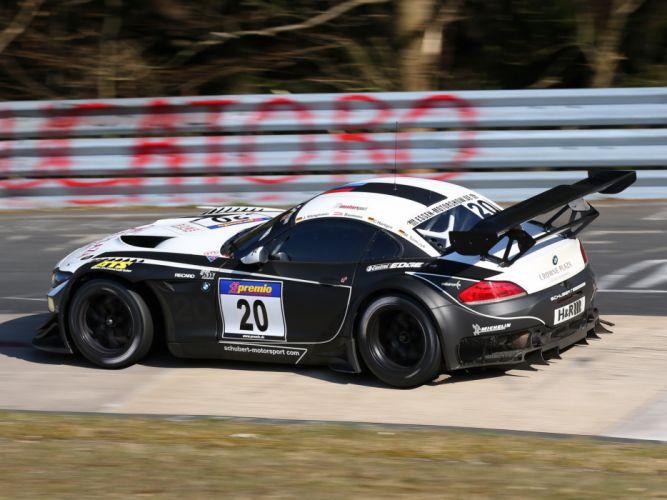 2013 BMW Z-4 GTE E89 race racing j wallpaper