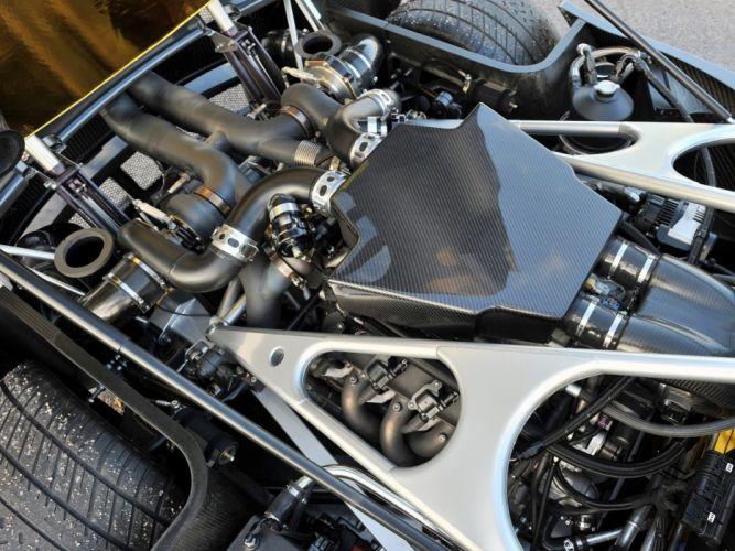 2013 Hennessey Venom G-T supercar engine g wallpaper