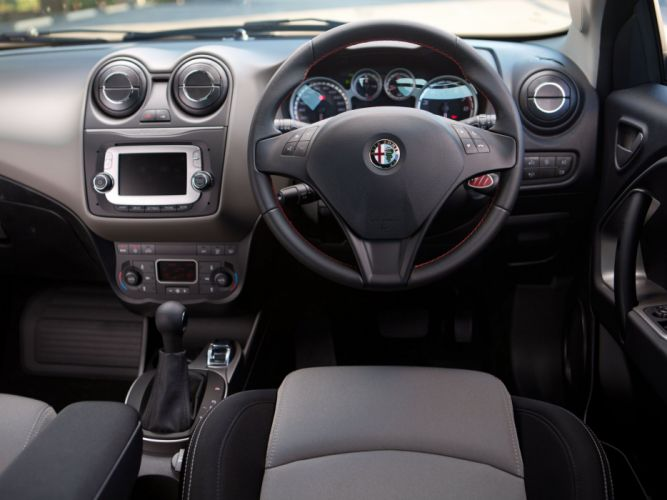 2014 Alfa Romeo MiTo AU-spec interior g wallpaper