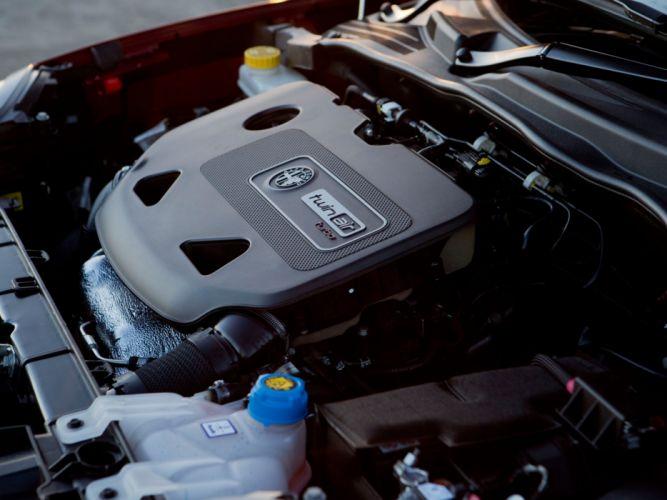 2014 Alfa Romeo MiTo AU-spec engine f wallpaper