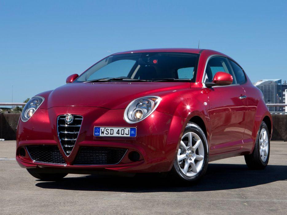 2014 Alfa Romeo MiTo AU-spec ev wallpaper