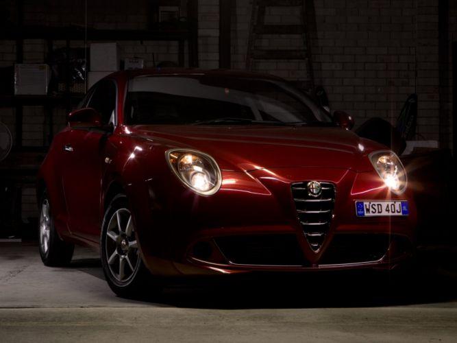 2014 Alfa Romeo MiTo AU-spec fs wallpaper