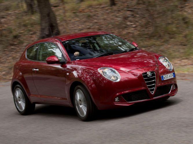 2014 Alfa Romeo MiTo AU-spec e wallpaper