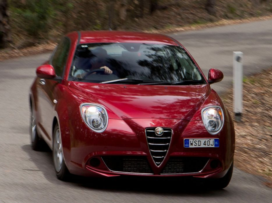 2014 Alfa Romeo MiTo AU-spec g wallpaper