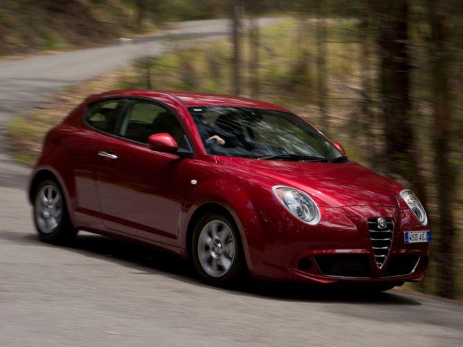 2014 Alfa Romeo MiTo AU-spec d wallpaper