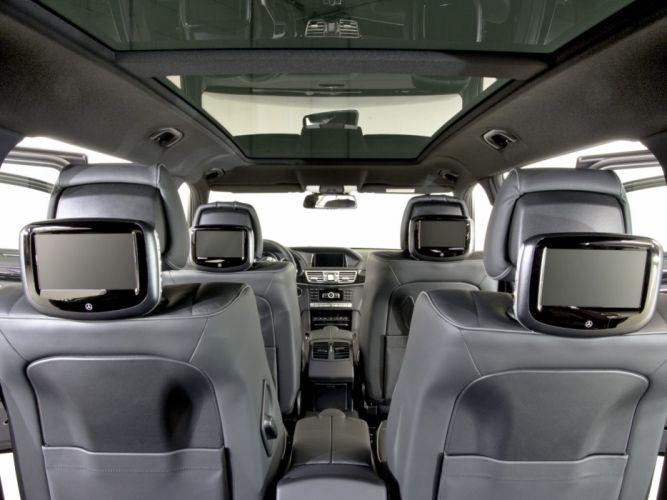 2014 Binz 6-Door Limousine (W212) mercedes benz luxury interior g wallpaper
