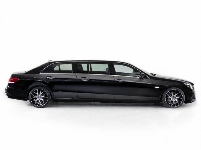 2014 Binz 6-Door Limousine (W212) mercedes benz luxury g wallpaper