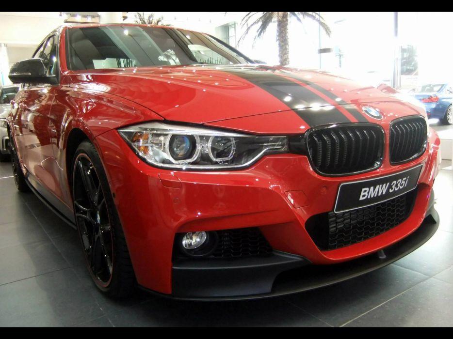 2014 BMW 3-Series 335i M-Performance Abu Dhabi F30 tuning j wallpaper