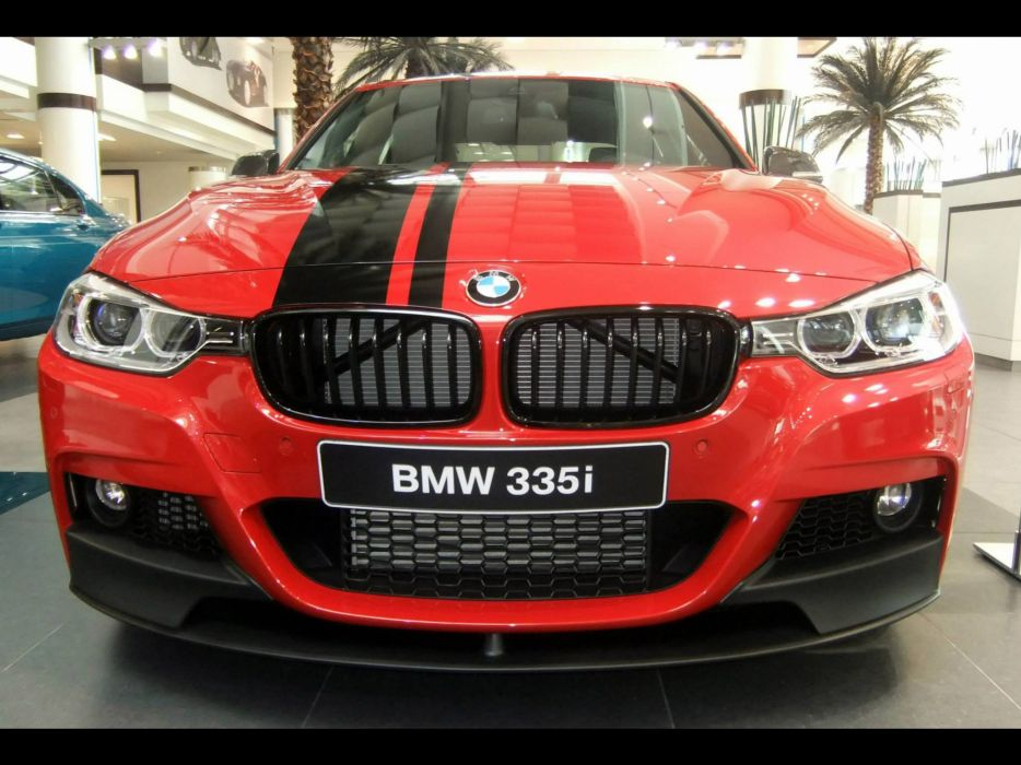 2014 BMW 3-Series 335i M-Performance Abu Dhabi F30 tuning    h wallpaper