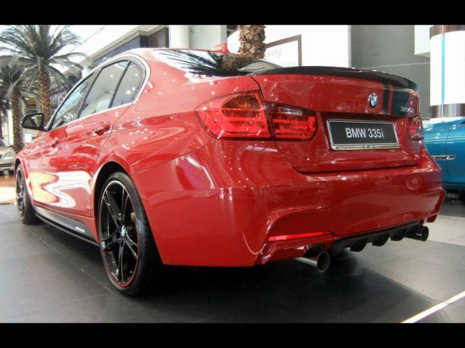 2014 BMW 3-Series 335i M-Performance Abu Dhabi F30 tuning h wallpaper
