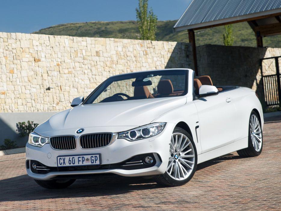 2014 BMW 428i Cabrio Luxury Line ZA-spec (F33) convertible  r wallpaper