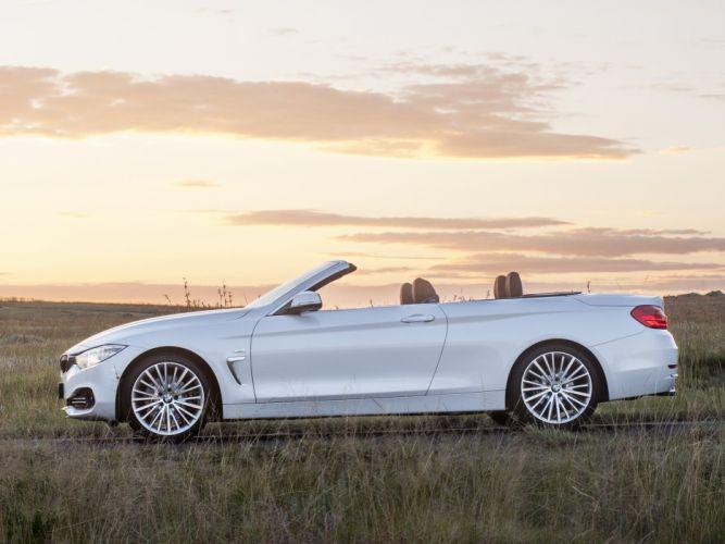 2014 BMW 428i Cabrio Luxury Line ZA-spec (F33) convertible fd wallpaper