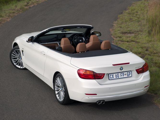 2014 BMW 428i Cabrio Luxury Line ZA-spec (F33) convertible gf wallpaper