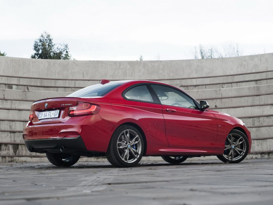 2014 BMW M235i CoupA wallpaper
