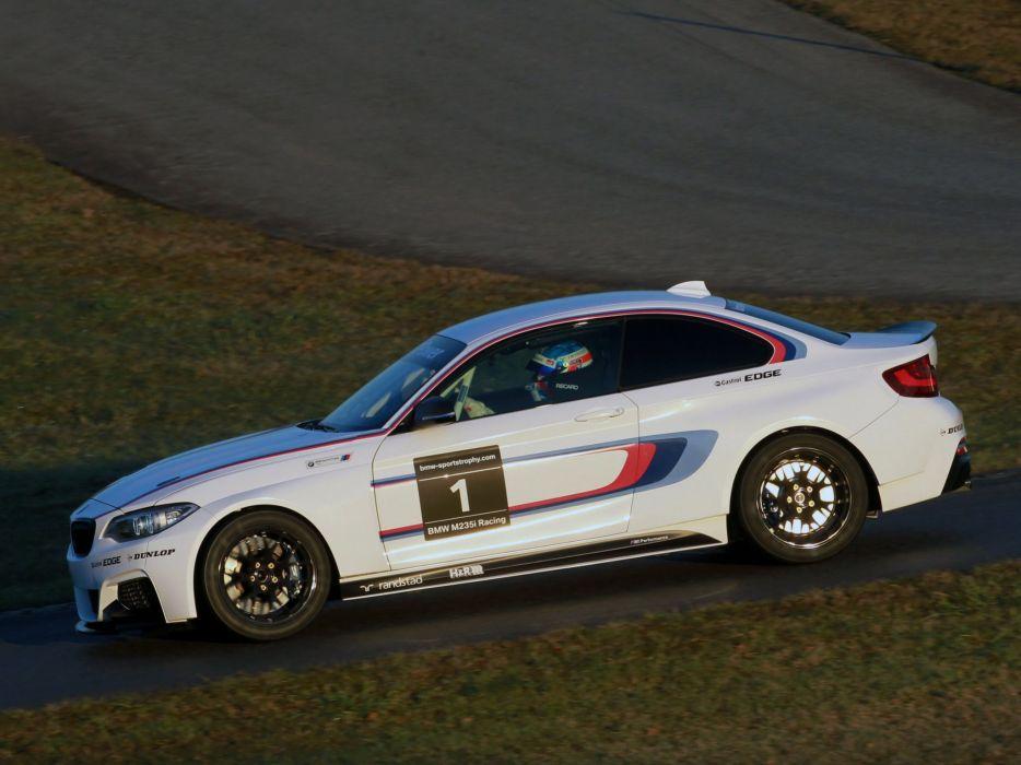 2014 BMW M235i Racing (F22) race  da wallpaper