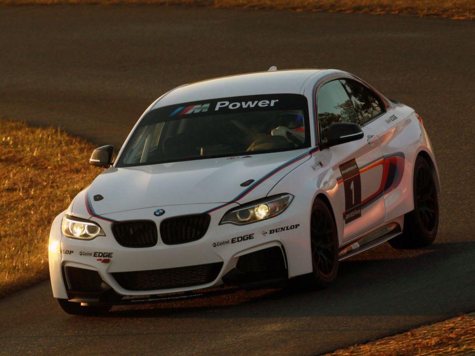 2014 BMW M235i Racing (F22) race   r wallpaper