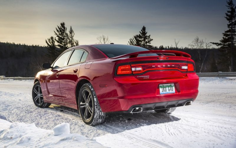 2014 Dodge Charger AWD Sport muscle fd wallpaper