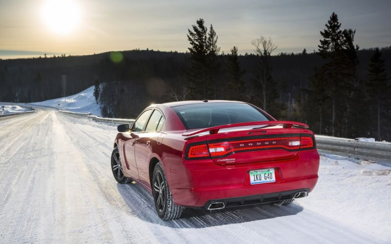 2014 Dodge Charger AWD Sport muscle e wallpaper