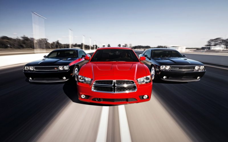 2014 Dodge Charger muscle challenger e wallpaper