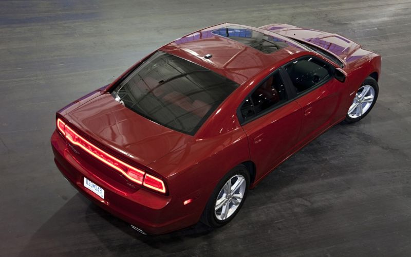2014 Dodge Charger R-T muscle d wallpaper