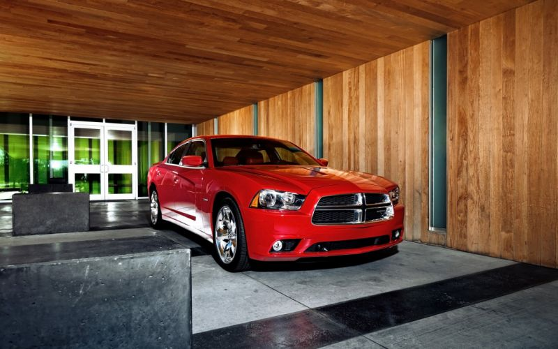 2014 Dodge Charger R-T muscle f wallpaper