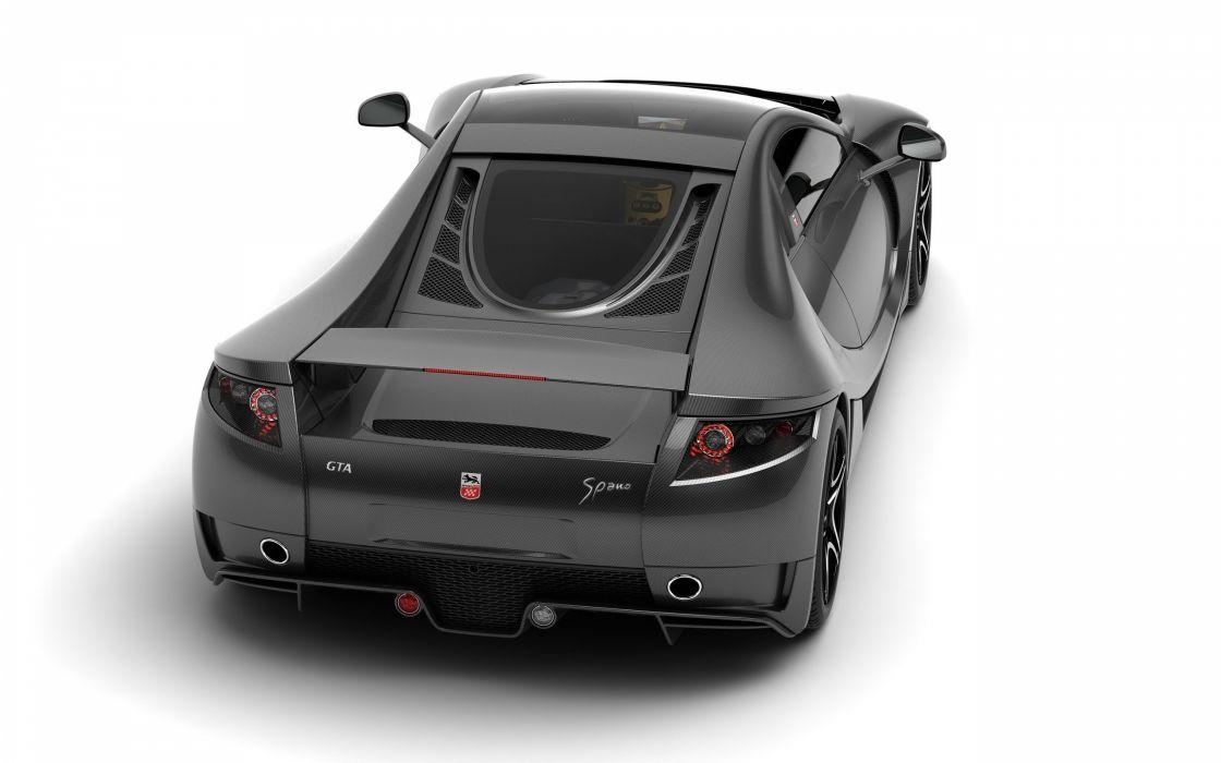 2014 GTA Spano Carbon supercar m wallpaper