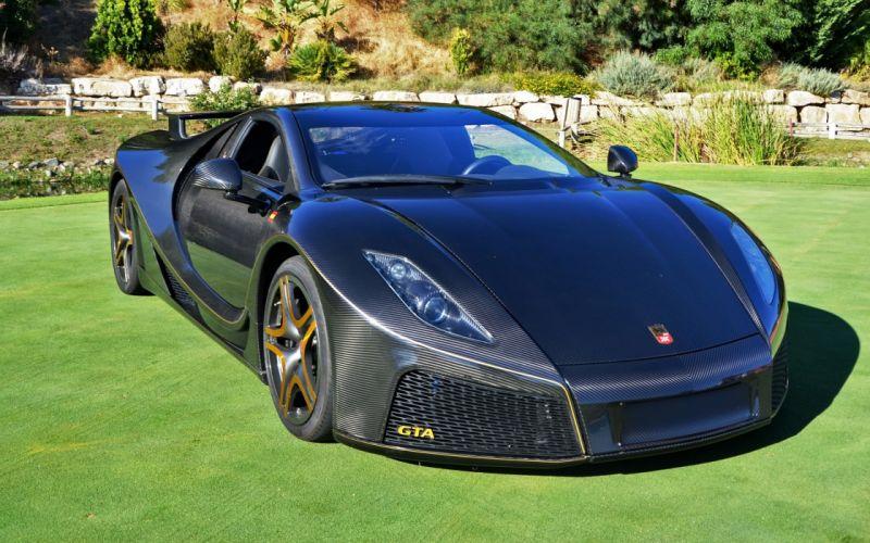 2014 GTA Spano Carbon supercar n wallpaper
