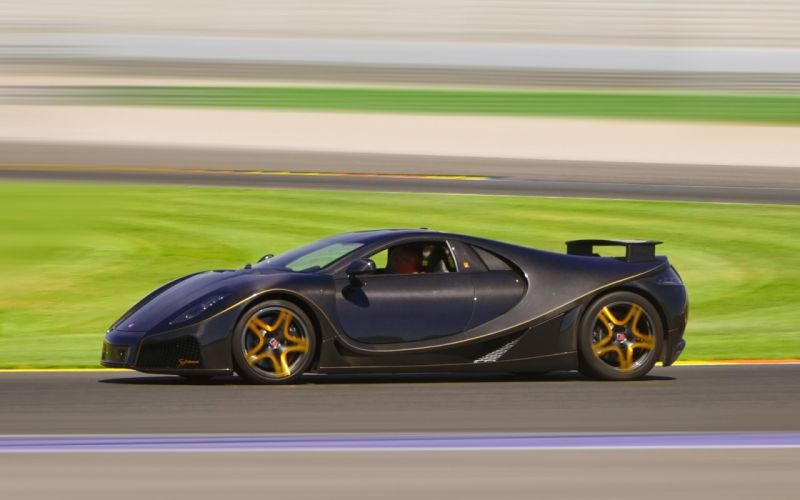 2014 GTA Spano Carbon supercar g wallpaper
