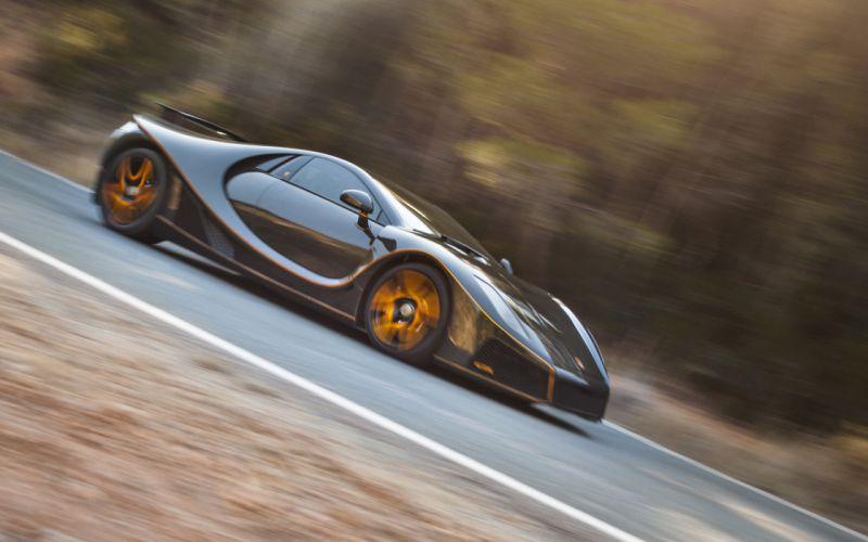 2014 GTA Spano Carbon supercar g wallpaper