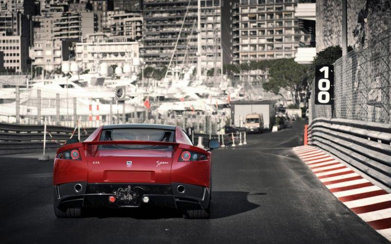 2014 GTA Spano supercar n wallpaper