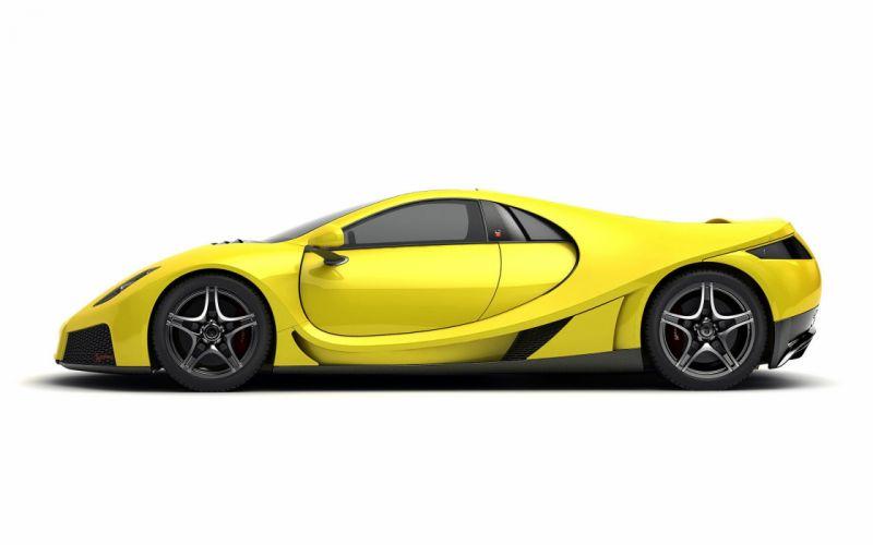 2014 GTA Spano supercar b wallpaper