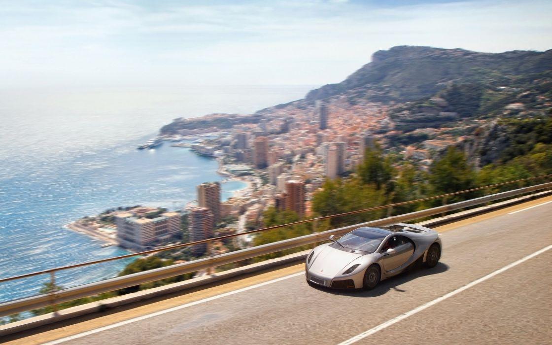 2014 GTA Spano supercar  mc wallpaper