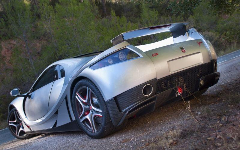 2014 GTA Spano supercar j wallpaper