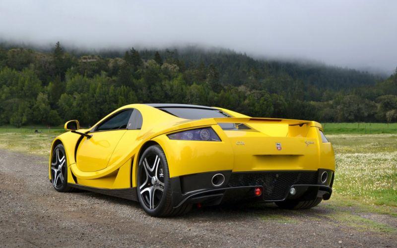 2014 GTA Spano supercar h wallpaper