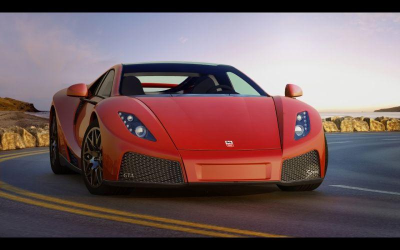 2014 GTA Spano supercar gd wallpaper