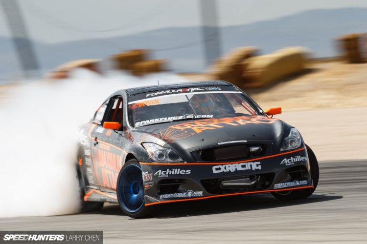 2014 Infiniti G37 formula drift race racing gg wallpaper